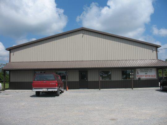 WMS Motors Exterior